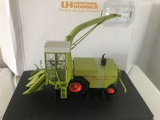 Preciosa máquina ensiladora picadora CLASS JAGUAR