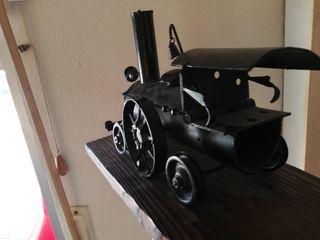 Locomotora tren vapor