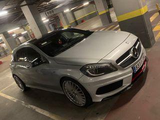 Mercedes-Benz Clas A 250 AMG 45 2014
