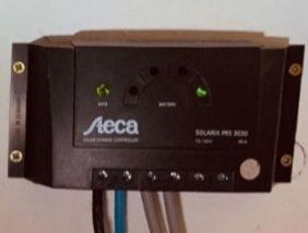 Steca solarix prs 3030 regulador de carga solar