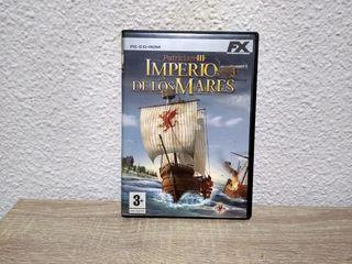 Videojuego para PC El imperio de los Mares