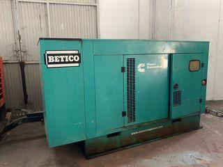 Generador BETICO 150 kva