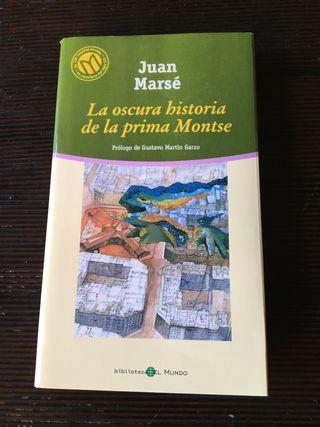LA OSCURA HISTORIA DE LA PRIMA MONTSE JUAN MARSE