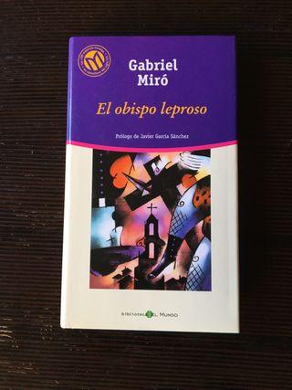 EL OBISPO LEPROSO GABRIEL MIRO