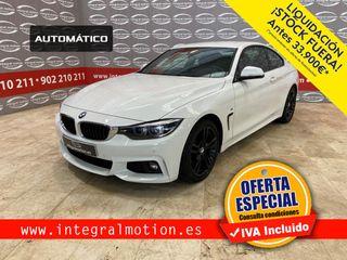 BMW Serie 4 420d Auto.