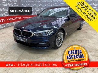 BMW Serie 5 520d Efficient Dynamics