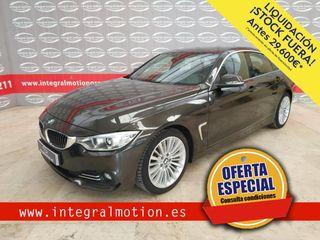 BMW Serie 4 Gran Coupé 420d