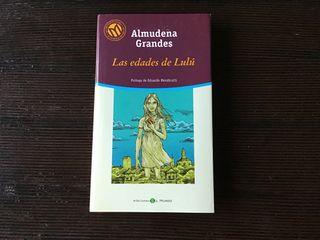 LAS EDADES DE LULÚ ALMUDENA GRANDES