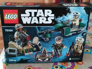 Lego Star Wars Rebel Trooper Battle