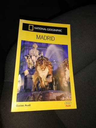 Guía viajes Madrid. National Geografic
