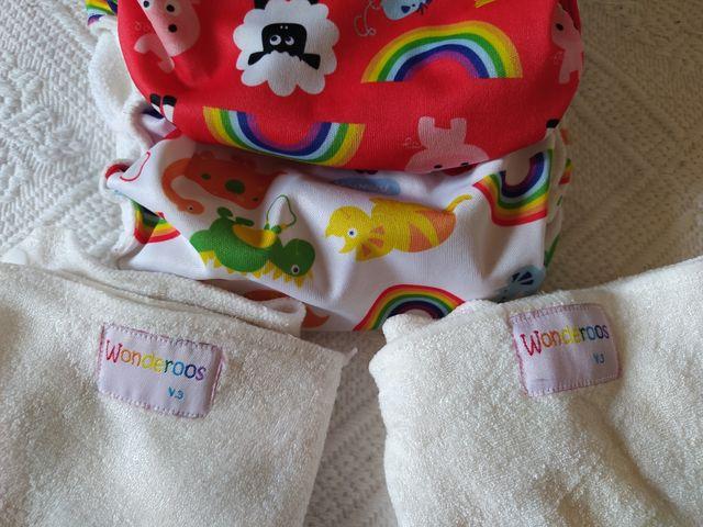 Pack Pañal de Tela Wonderoos