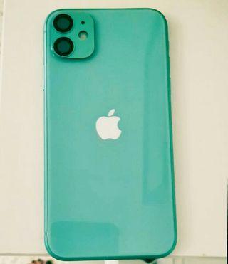 iPhone 11 de 128GB. nuevo. con factura feb.2020