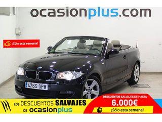 BMW Serie 1 125i Cabrio 160 kW (218 CV)
