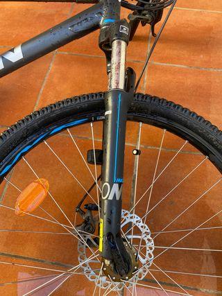 Bicicleta de Montaña BTWin Rockrider 50