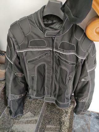 chaqueta moto de verano talla xl