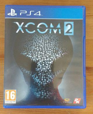 Xcom 2 - PS4 - PAL España - Estado excelente