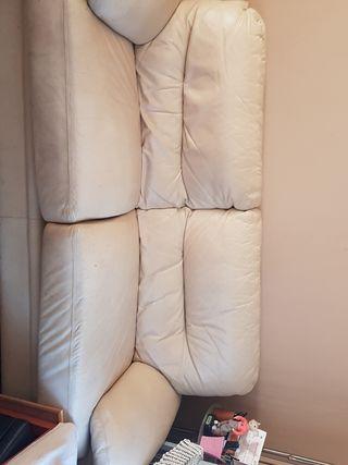 sofa de piel negociable