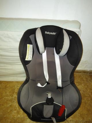 silla bebé para coche