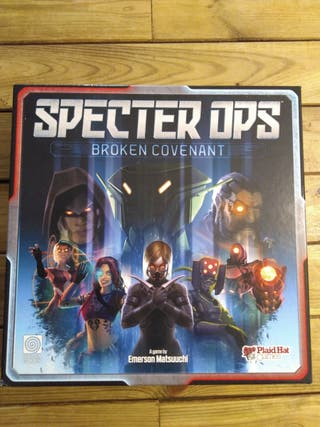 Specter Ops - Broken Covenant | Juego de Mesa