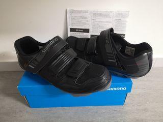 Zapatillas MTB Shimano XC 31 con calas