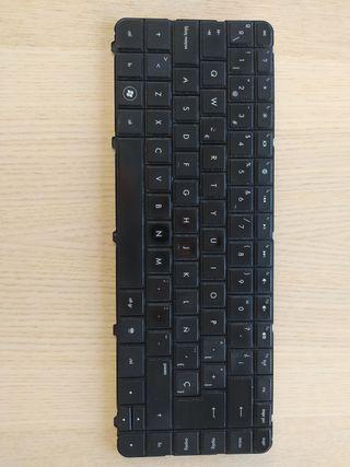 Teclado portátil HP