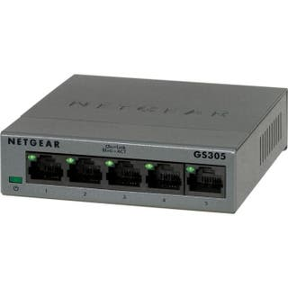 NETGEAR Switch 5 puertos GS305-100PES