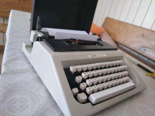 maquina escribir olivetti lettera 40 ano 1985