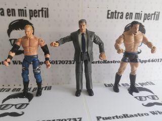 Muñecos WWE Jakks Pacific 2004