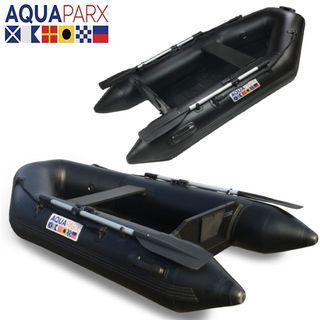 Barca aquapark 2,30m + sonda condor
