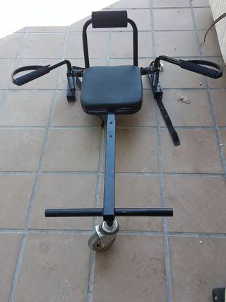 Silla hoverboard