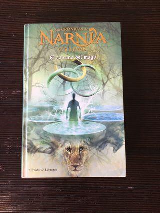LAS CRONICAS DE NARNIA C.S.LEWIS