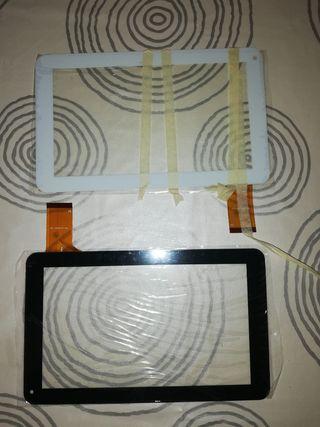 "2 Cristal Táctil Tablet 9"" genérica"