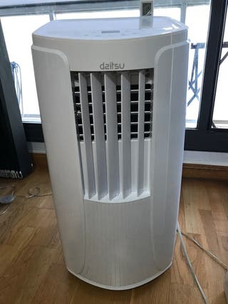 Aire acondicionado portátil Daitsu Apd 12 Ck ( +A)