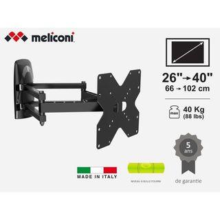 MELICONI MB200 PANTOGRAPH Soporte de pared para TV