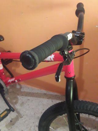bici para niño y niña de bmx