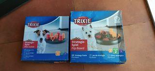Trixie. Juegos habilidad para perros.