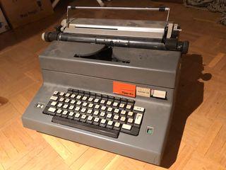 Olivetti Editor 4G maquina de escribir Vintage