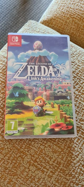 juego Nintendo te legend of Zelda