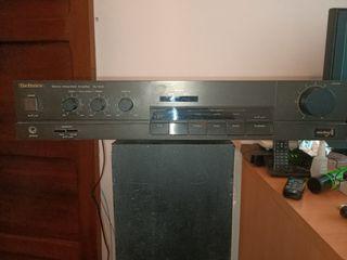 amplificador technics su-500