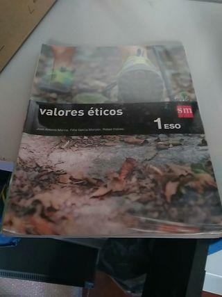 valores éticos 1 ESO