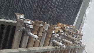 tubos de aluminio para riego por aspersion