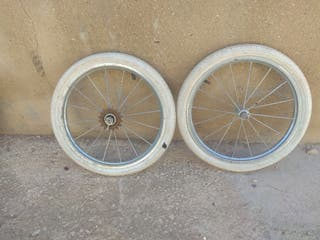 ruedas bici 14 pulgadas