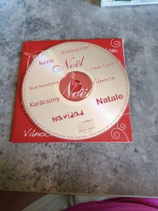 CD originales navidad