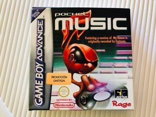 Pocket Music para Game Boy Advance, 2001