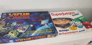 Virus Omega+ super juegos