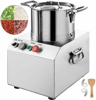 Cortador de verduras procesador de alimentos 10 L