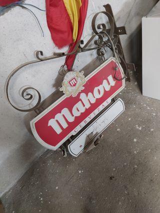 Cartel Mahou