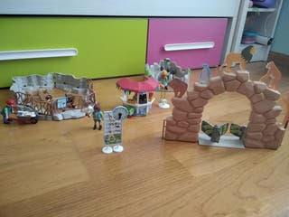 Gran Zoo de Playmobil 66340