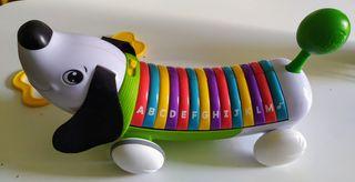 perro musical