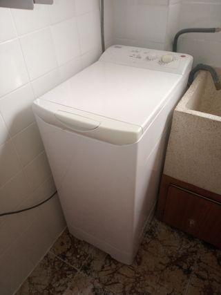 lavadora de carga superior Hoover